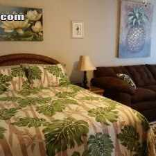 Rental info for Studio Bedroom In Princeville
