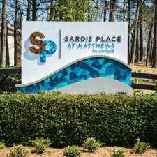 Rental info for Sardis Place at Matthews