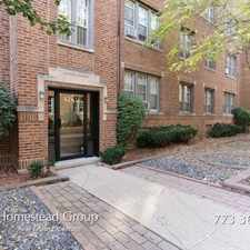 Rental info for Glorious 1 Bed, 1 Bath at Barry & Broadway (Lakeview) in the Belmont Central area