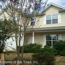 Rental info for 5710 Silver Sky Way in the Greensboro area