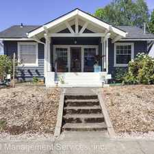 Rental info for 6325 SE 17th Ave #A & #B