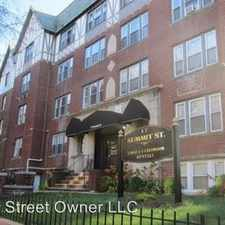 Rental info for 17 Summit Street Apartments in the 07017 area