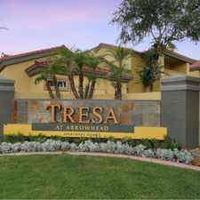 Rental info for Tresa at Arrowhead in the Phoenix area