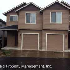 Rental info for 329 S 42nd in the Springfield area