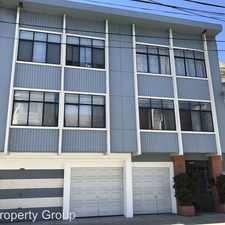 Rental info for 335 2nd Avenue # 3 in the San Francisco area