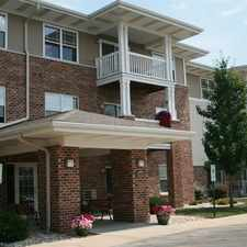 Rental info for Crest View Senior Apartments in the Greenfield area