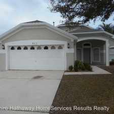 Rental info for 641 Lady Diana Dr