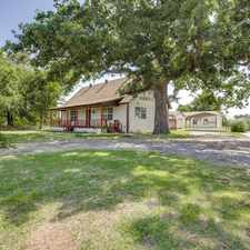 Rental info for 346 County Road 3501 Sulphur Springs