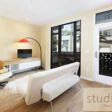 Rental info for 300 Ivy Street #105 in the Hayes Valley area