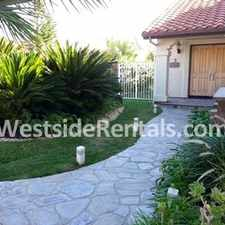 Rental info for House for Lease in the Porter Ranch area