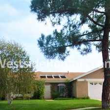 Rental info for Charming home on corner lot in sunny Simi Valley