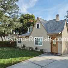 Rental info for 3 Bedroom 2 Bath in the La Crescenta-Montrose area