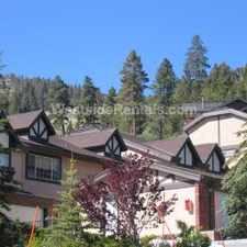 Rental info for Executive Townhouse in Big Bear Lake
