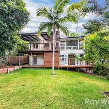 Rental info for Whisper Quiet Bush Reserve Neighbours in the Brisbane area