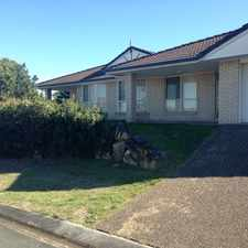 Rental info for UNDER APPLICATION in the Darra area