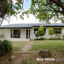 Rental info for Modern Home with Handy Location