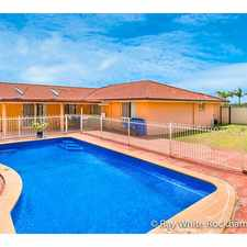 Rental info for Bring on Summer! in the Rockhampton area