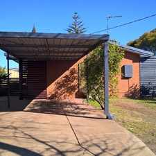 Rental info for BARGAIN! 3 Bedroom Brick House In A Convenient Location in the South Toowoomba area