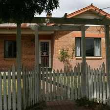 Rental info for QUIET STREET in the Goulburn area
