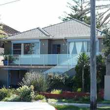 Rental info for Well Presented 3-Bedroom House, Ocean At Door Step! in the Vaucluse area