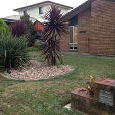 Rental info for Welcome to 8 Bruning Place! in the Mount Gambier area