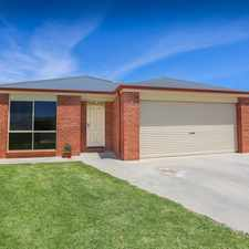 Rental info for Comfortable Family Home in the Mildura area