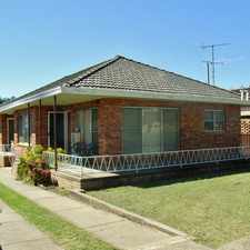 Rental info for Two bedroom unit in South Tamworth in the Tamworth area