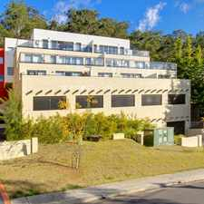 Rental info for TOP FLOOR APARTMENT in the Gosford area