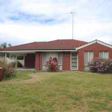 Rental info for Central Location in the Perth area