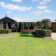 Rental info for This Moderm Home Is A MUST View in the Hamersley area