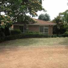 Rental info for BEAUTIFUL FAMILY HOME IN FANTASTIC LOCATION in the Canberra area