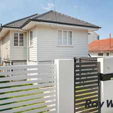 Rental info for A place to call home in the Brisbane area