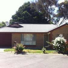 Rental info for Centrally Located in the Mount Barker area