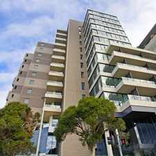 Rental info for **UNDER APPLICATION** in the St Kilda area