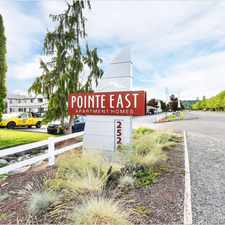 Rental info for Pointe East