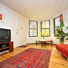 Rental info for S Portland Ave & S Elliott Place in the Park Slope area