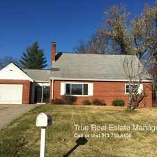 Rental info for 632 Wayskin Drive in the Independence area