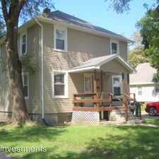 Rental info for 414 W. Calhoun #1 in the Macomb area