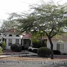 Rental info for 15911 Brodiea in the Fountain Hills area