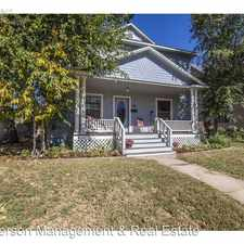 Rental info for 1131 8th St. - A