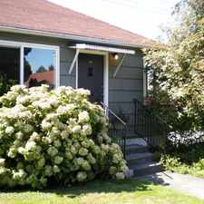 Rental info for NE 60th/61st and Flanders in the Rose City Park area