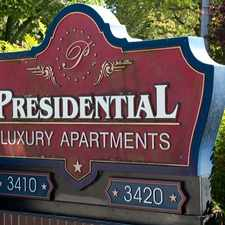 Rental info for The Presidential Apartments in the 44116 area