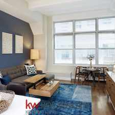Rental info for 321 West 37th Street #8D in the New York area
