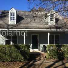 Rental info for Beautiful updated home on large quiet lot in Knightdale