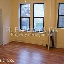 Rental info for 1530-42 N. Kedzie in the Humboldt Park area