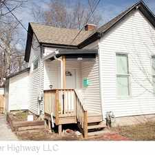 Rental info for 737 Maple Ave