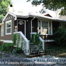 Rental info for 1612 Capitol Way