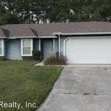 Rental info for 7964 Evening Flower Ln in the Jacksonville area