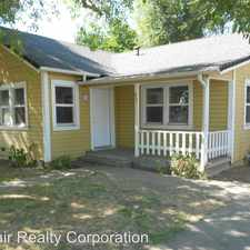 Rental info for 92 PERCY AVE COUNTY OF SUTTER
