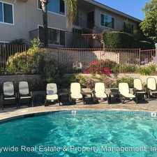 Rental info for 4550 Vandever Ave. #2 in the San Diego area